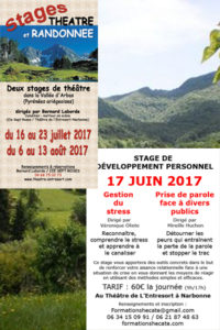 stages 2017