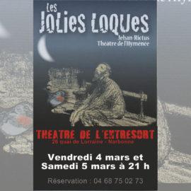 LES JOLIES LOQUES (spectacle invité)