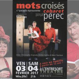 MOTS CROISÉS (spectacle invité)