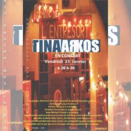 TINA ARKOS (spectacle invité)