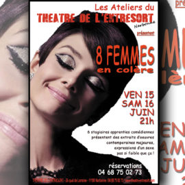 8 FEMMES EN COLERE