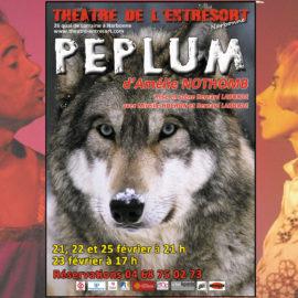 PEPLUM, d'après Amélie Nothomb